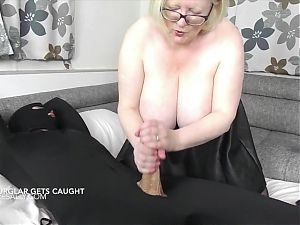 WPC Sally gets her man